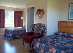New London Bay Motel - Kensington - Quarto