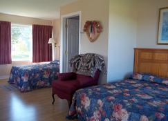 New London Bay Motel - Kensington - Bedroom
