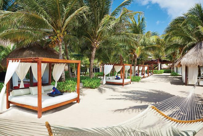 El Dorado Royale a Spa Resort by Karisma - Adults only - Playa del Carmen - Beach