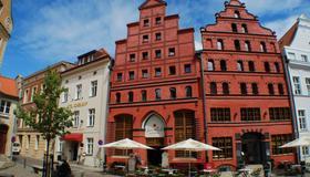 Romantik Hotel Scheelehof - Штральзунд - Здание