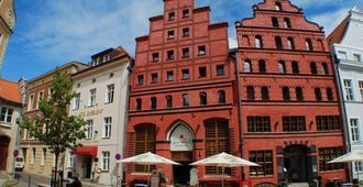 Romantik Hotel Scheelehof - Stralsund