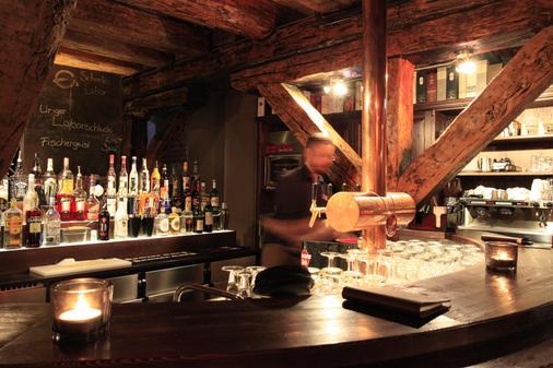 Romantik Hotel Scheelehof - Stralsund - Bar
