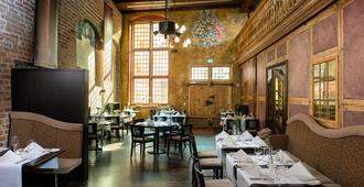 Romantik Hotel Scheelehof - Stralsund - Restaurant