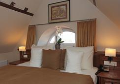 Romantik Hotel Scheelehof - Stralsund - Phòng ngủ