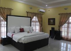 Vinchee Suites - Lagos - Phòng ngủ