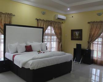 Vinchee Suites - Lagos - Bedroom