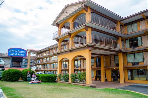 Americana Inn & Suites - Pigeon Forge - Building