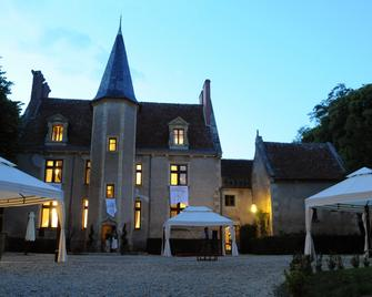 Chateau Le Sallay - Magny-Cours - Gebouw
