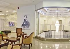 Market Hotel - Haifa - Recepción