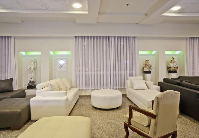 Market Hotel - Haifa - Sala de estar