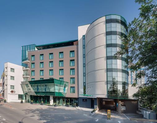 DoubleTree by Hilton Hotel Cluj - City Plaza - Cluj Napoca - Building