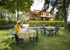 Hotel Porta Ai Tufi - Siena - Hotellin palvelut