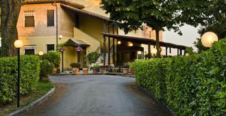 Hotel Porta Ai Tufi - Siena - Rakennus
