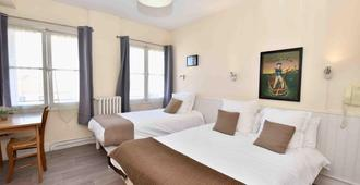 Hotel Abacus - Royan - Makuuhuone