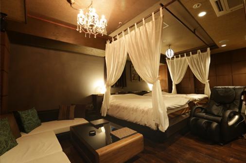 Hotel Bali An Resort Kinshicho - Adults Only - Tokyo - Bedroom