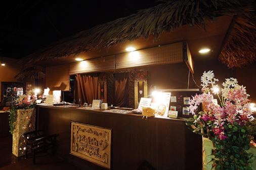 Hotel Bali An Resort Kinshicho - Adults Only - Tokyo - Front desk