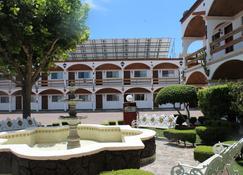 State Inn - Chihuahua - Patio