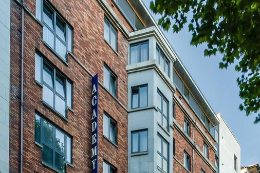 學院廣場酒店 - 都柏林 - 都柏林 - 建築