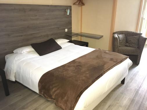 Aix Hotel - Aix-en-Provence - Phòng ngủ