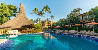 Hacienda Buenaventura Hotel & Mexican Charm - Pto Vallarta - Piscina