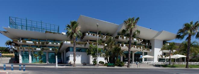 Hotel Deloix Aqua Center - Benidorm - Toà nhà