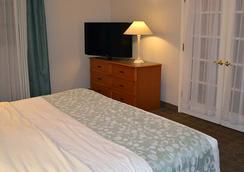 Magnuson Hotel Texarkana - Texarkana - Schlafzimmer