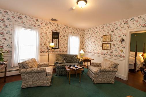 Grafton Inn - Grafton - Living room