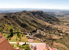 Panoramic View Hotel - Lalibela - Widok na zewnątrz
