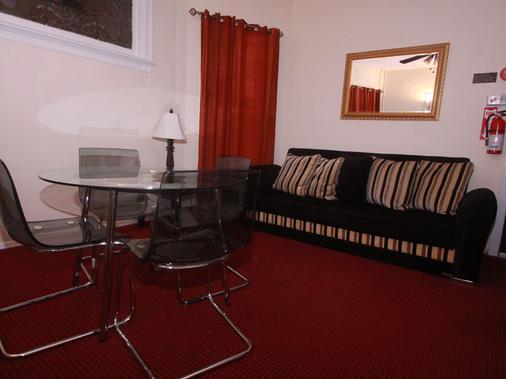 Midwood Suites Brooklyn - Brooklyn - Living room