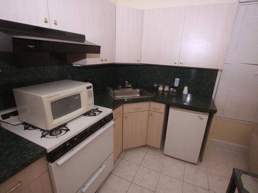 Midwood Suites Brooklyn - Brooklyn - Kitchen