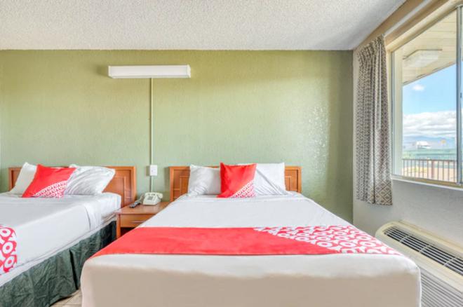 OYO Hotel Tucson Downtown - Tucson - Bedroom