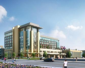 Texas A&M Hotel and Conference Center - College Station - Building