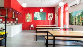 Red Nest Hostel - Valencia - Restaurante