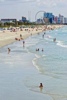 Sands Ocean Club Resort - Myrtle Beach - Beach