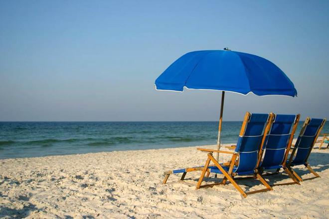 沙灘海洋俱樂部度假酒店 - 麥爾托海灘 - 美特爾海灘 - 海灘