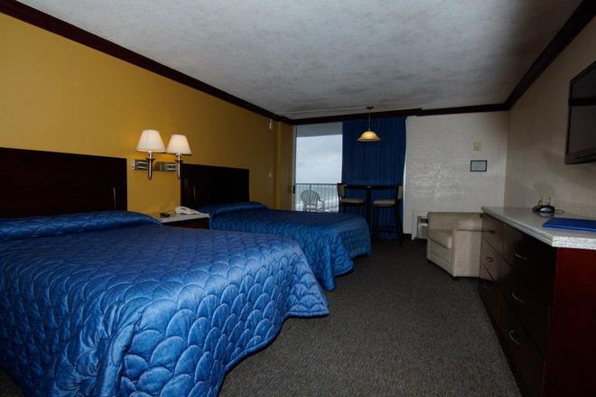 沙灘海洋俱樂部度假酒店 - 麥爾托海灘 - 美特爾海灘 - 臥室