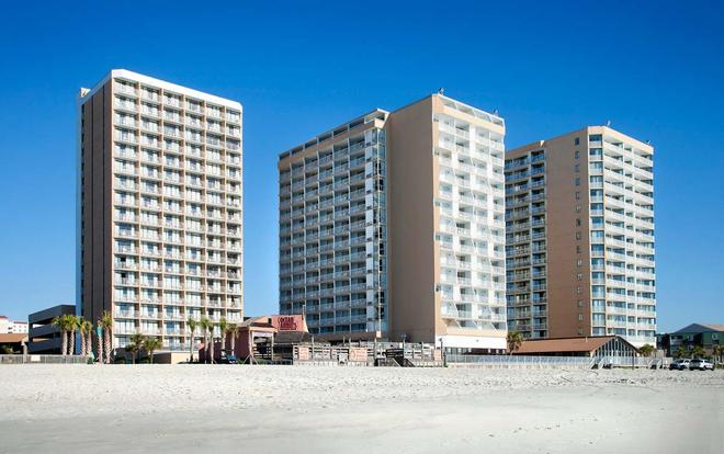 沙灘海洋俱樂部度假酒店 - 麥爾托海灘 - 美特爾海灘 - 建築