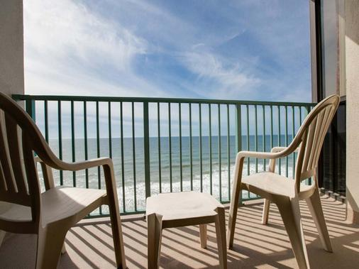 Sands Ocean Club Resort - Myrtle Beach - Balcony