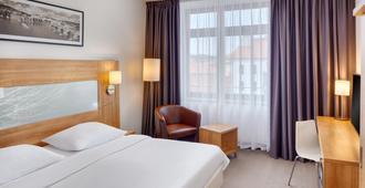 Hermitage Hotel Prague - Praag - Slaapkamer