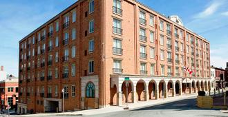 Residence Inn by Marriott Halifax Downtown - Halifax - Rakennus