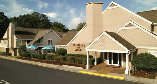 Residence Inn by Marriott Atlanta Buckhead - Atlanta - Building