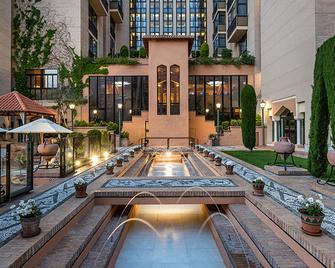 Saray Hotel - Granada - Buiten zicht