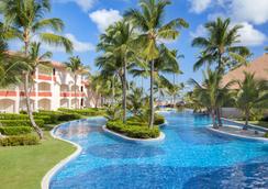 蓬塔卡納殖民大華酒店 - 卡納角 - 蓬塔卡納 - 游泳池