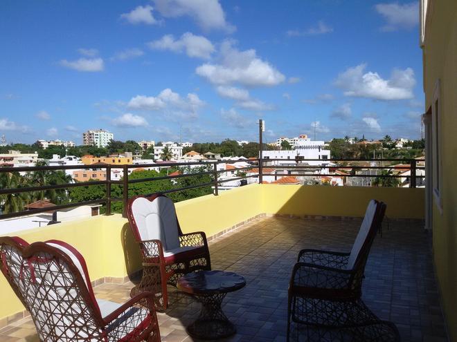 Tropical Island Aparthotel - Santo Domingo - Parveke