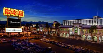 黃金海岸賭場酒店 - 拉斯維加斯 - 建築