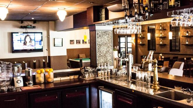 新西飯店 - 阿姆斯特丹 - 酒吧