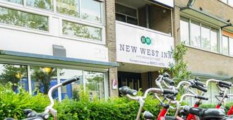 New West Inn Amsterdam - Ámsterdam - Edificio