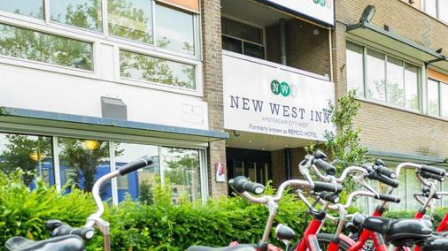 New West Inn Amsterdam - Amsterdam - Gebouw