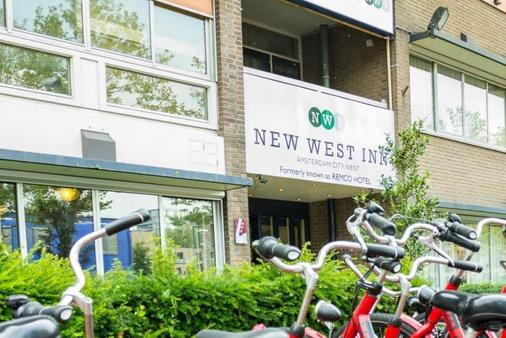 New West Inn Amsterdam - Amsterdam - Rakennus