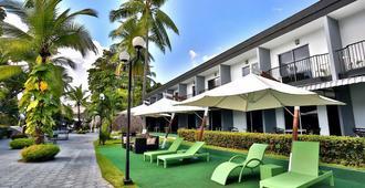 Riande Aeropuerto Hotel & Casino - Ciudad de Panamá - Edificio